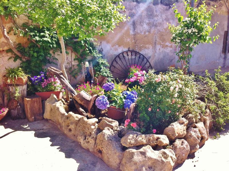 una delle nostre aiuole - flowerbed