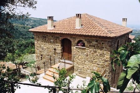 Country House Villa Nigro, holiday rental in Vatolla