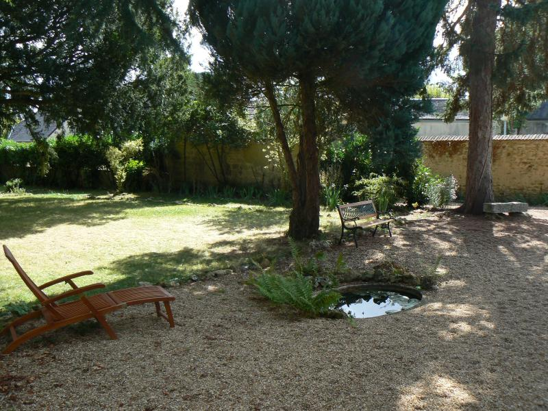 Vacanze nella Loira, holiday rental in Lhomme