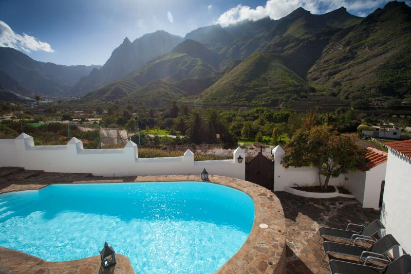 The best natural place to stay in Gran Canaria. Gran Villa Asomadita., holiday rental in Agaete