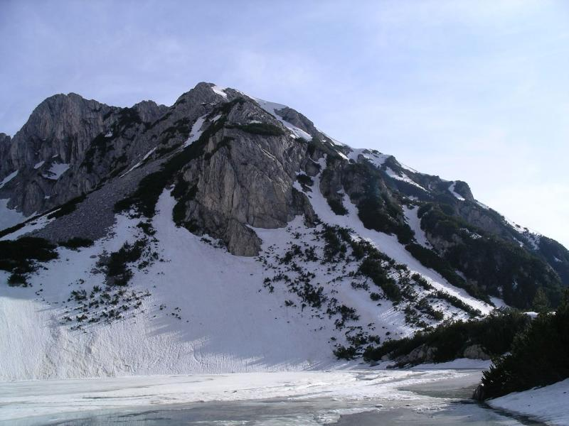 Sinanitsa is just one of many stunning peaks up in the mountains within easy reach