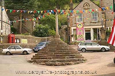 Bonsall Cross - our local landmark
