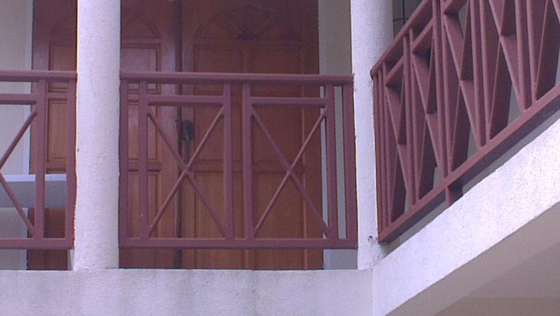Balcone esterno 4 apt
