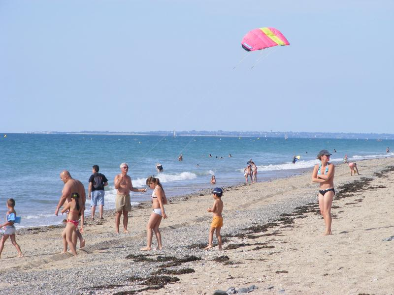 Spend a day by the sea. The West coast of the Cotentin peninsula is a little over an hour away.