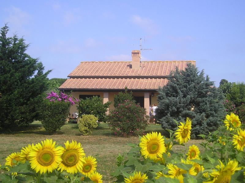 MARE ETRUSCO Villetta D2, vacation rental in Populonia
