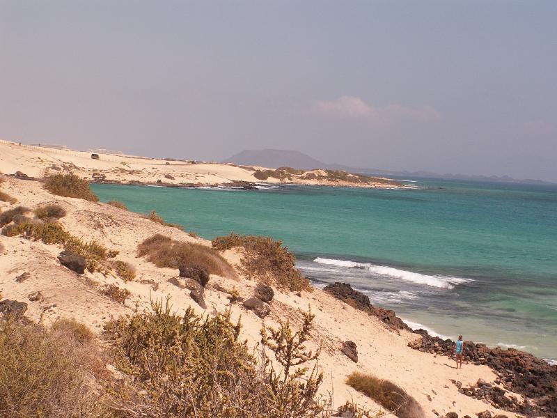 Sand dunes (35 mins drive)