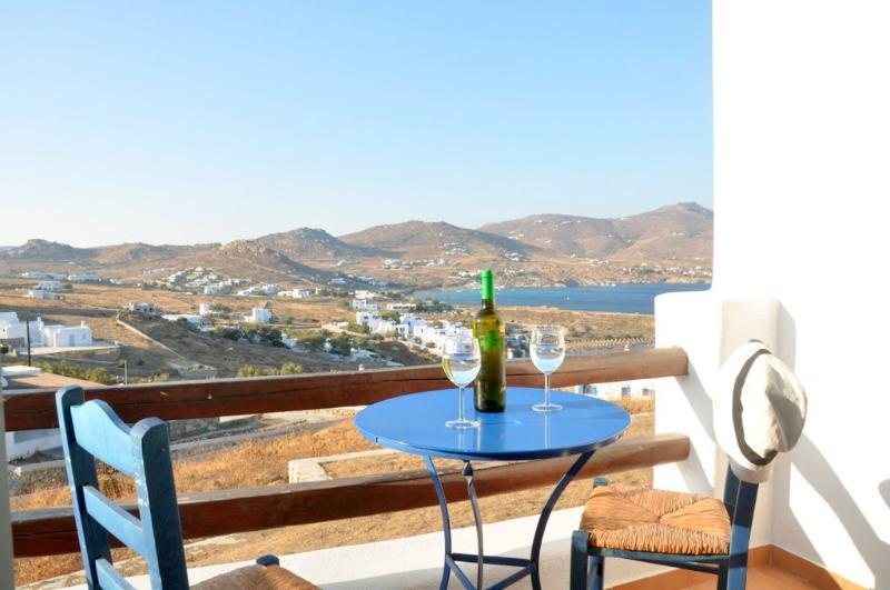 Anna-Maria Seaview Maisonette III, holiday rental in Kalafatis