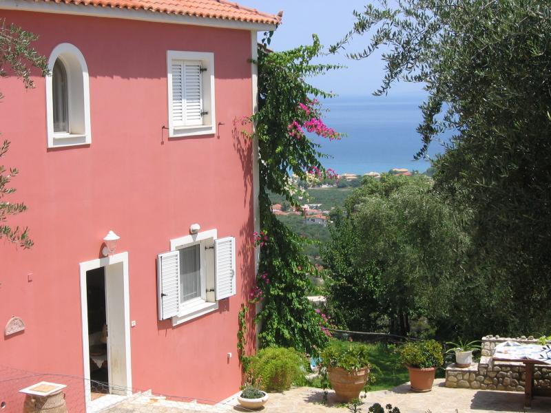 Alta Mare Villa Zakynthos, location de vacances à Ano Vasilikos