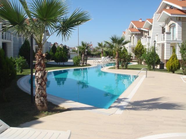 3 bed villa in gated community, holiday rental in Kadriye
