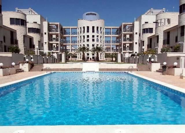 Regia Bahia Penthouse Apartment, vacation rental in Orihuela Costa