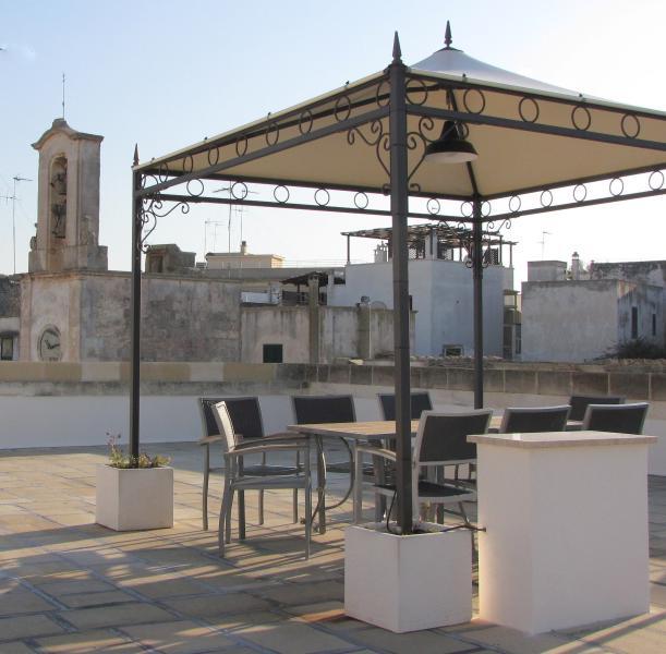casa torre dell'orologio, location de vacances à Otranto