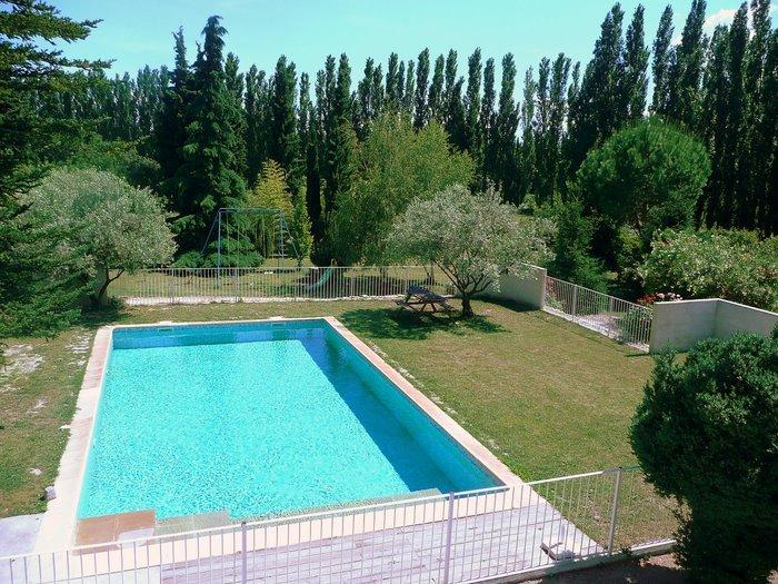 Le Mas Morelly, holiday rental in Sorgues