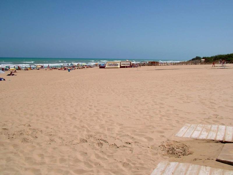 Las Dunas Blue Flag Beach