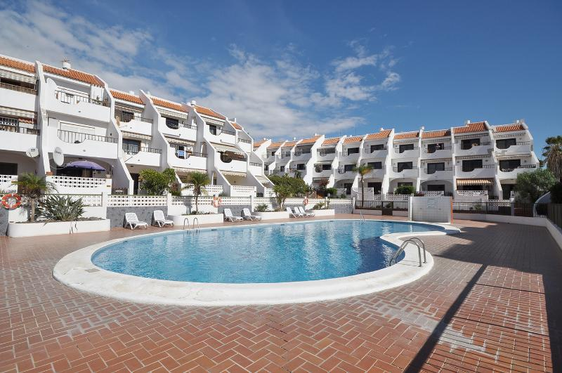Sunny 2-Bedrooms apartment, alquiler de vacaciones en Costa del Silencio