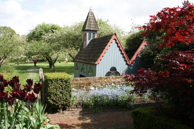 Close by is Wyken Hall, with gardens, restaurant, cafe and weekly farmers market.