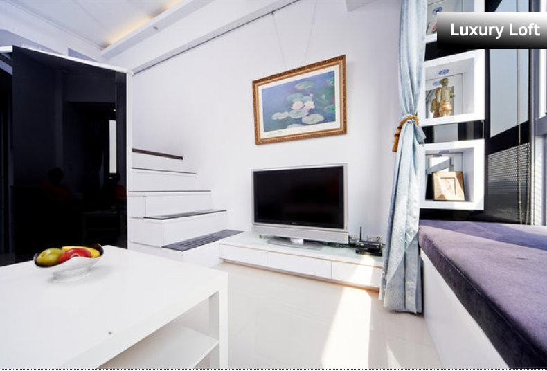 Spoil yourself on your vacation by staying at Luxury Lofts