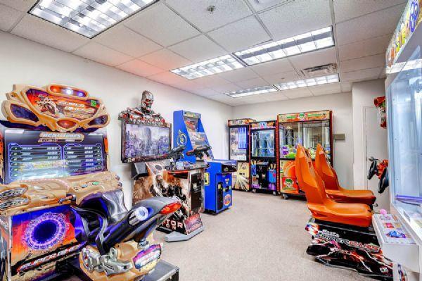 Game Room bij Tidewater