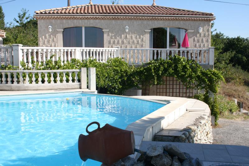 domaine belvedere-des-mejeans, holiday rental in Drome