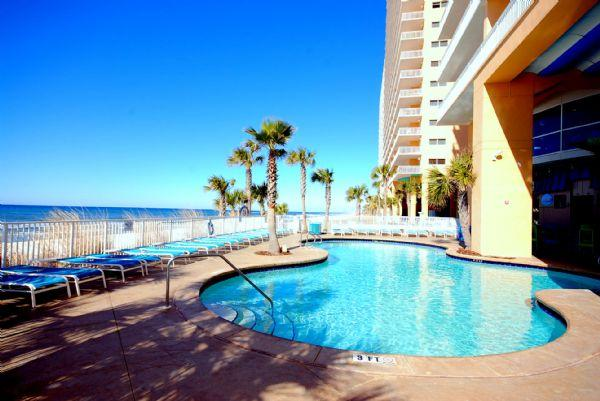 Splash Resort Gulf View Pools