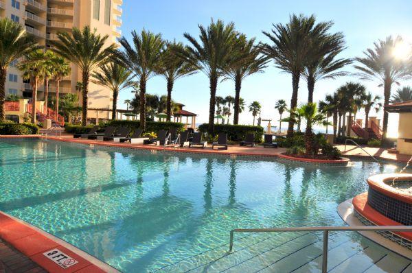 Beautiful Tropical Pools