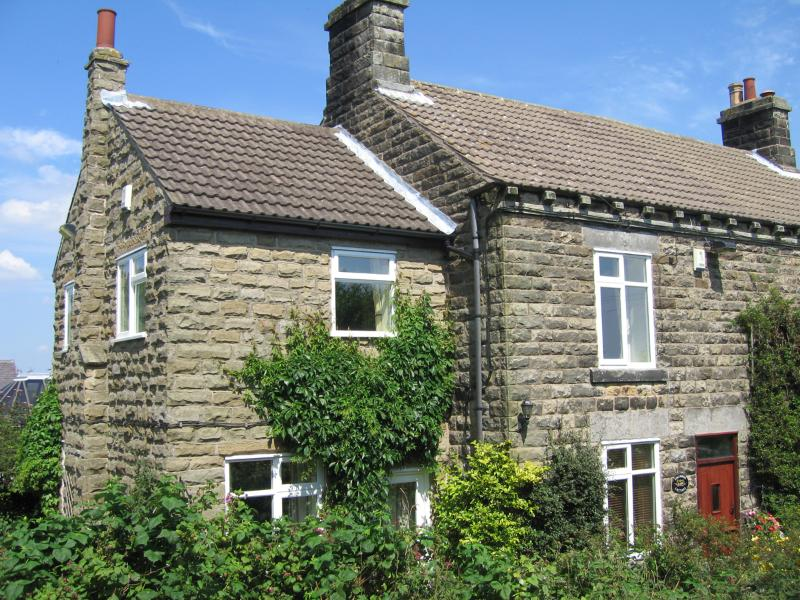 Columbine Cottage in Alton Derbyshire