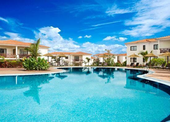 Tortuga. Two stunning pools.  One with swim-up bar