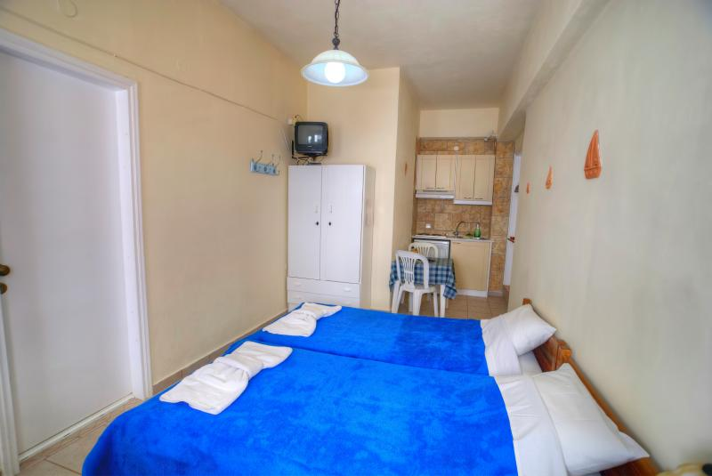 1 room of the 4 bedded  family apartment