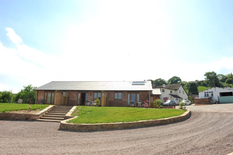 Pippin, Russett and Bramley Bungalows