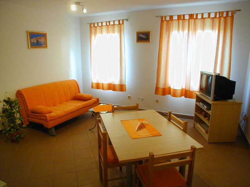 Living room - Apartment 3
