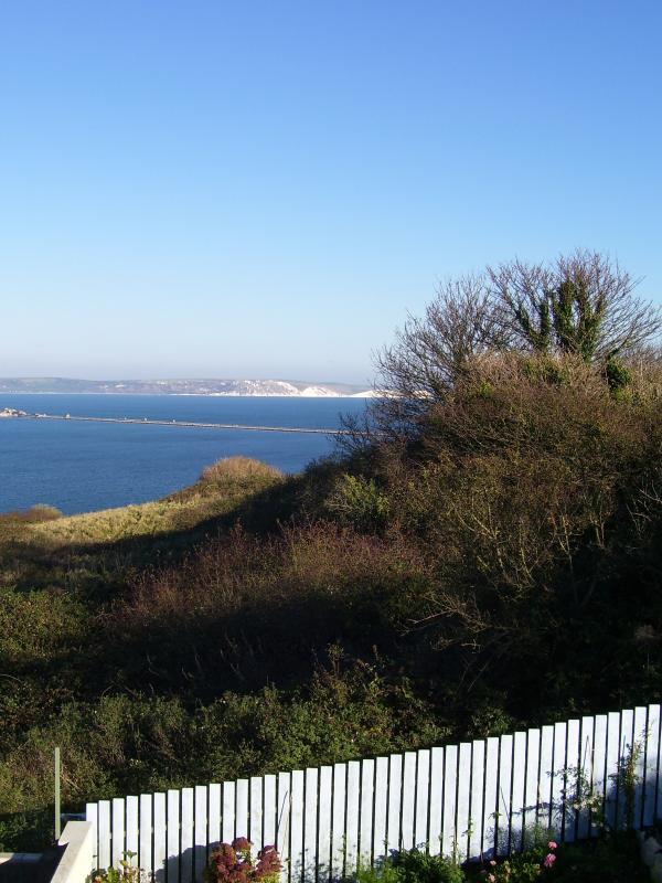 Chambre vue de Lulworth Cove