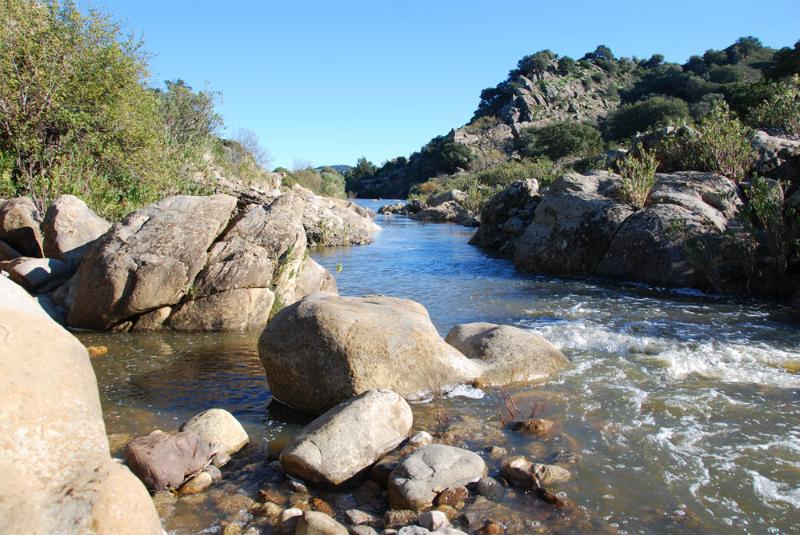 Rio Hozgarganta
