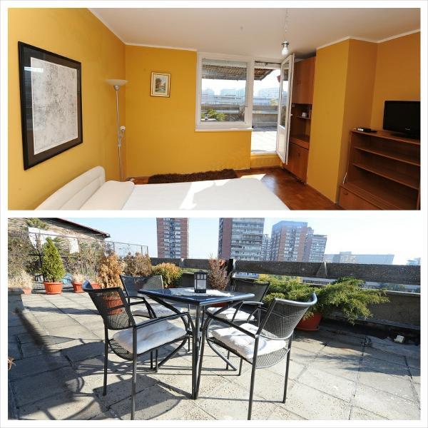 Balkony Apartment Belgrade, vacation rental in Dasmarinas City