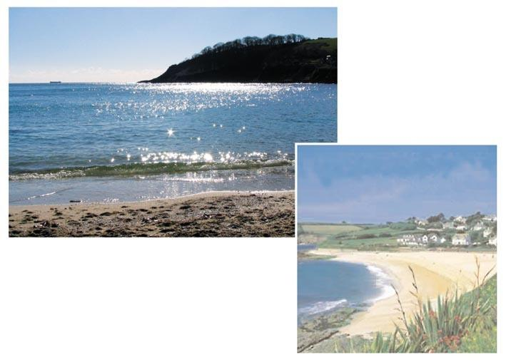 Swanpool and Gyllingvase Beaches