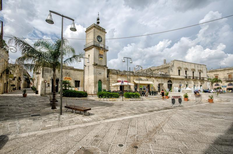 Piazza Assunta 'Martano'