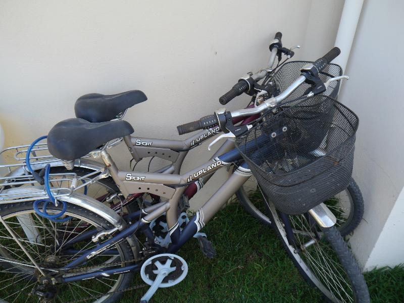 Bicicletas disponíveis