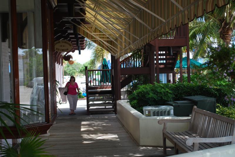 Short walk after lunch on Boca Grande