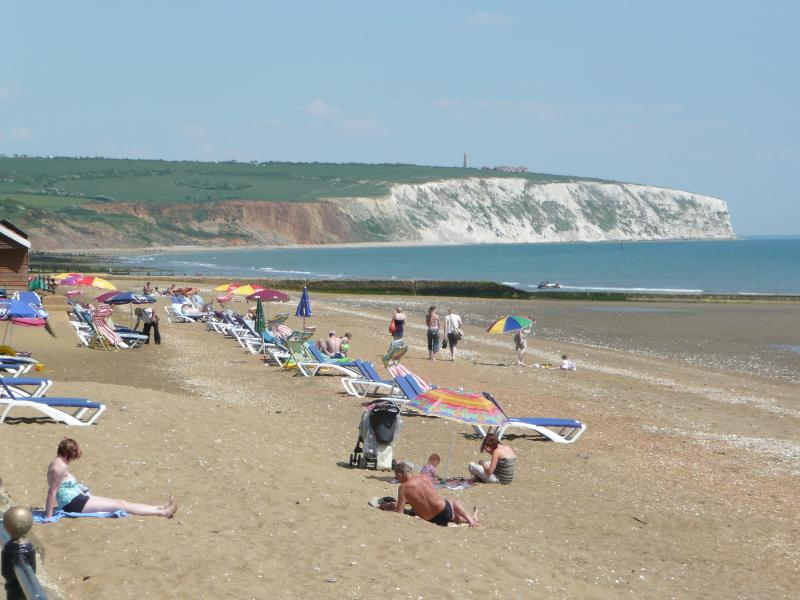 Beaches and Culver Down
