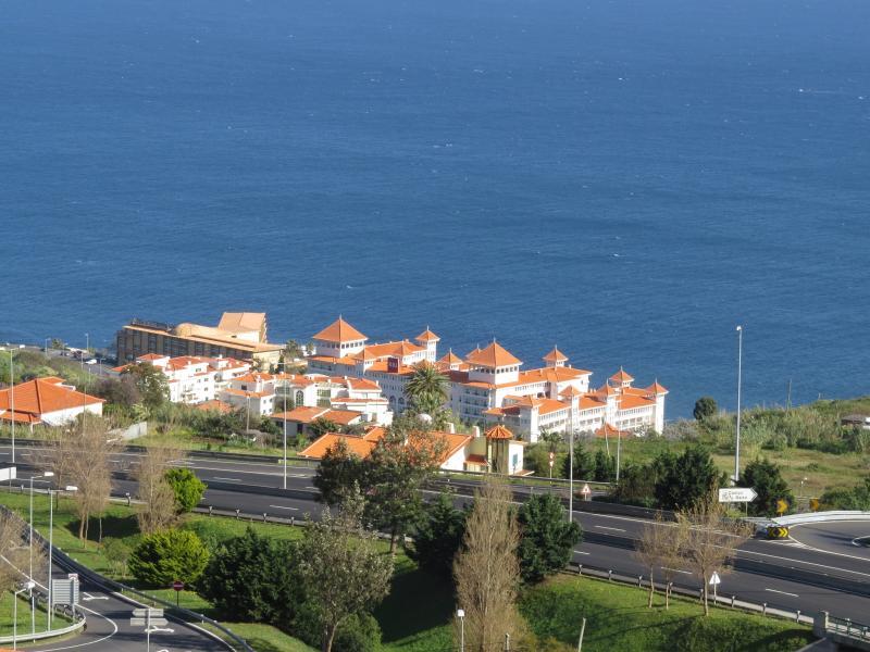 Vista do Caniço de Baixo ( a partir da Quinta Splendida)