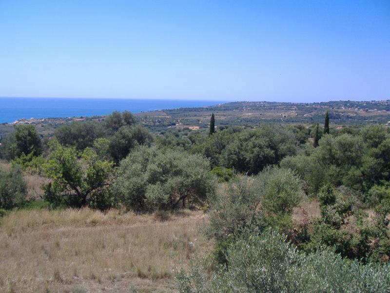 Views from villa Areti