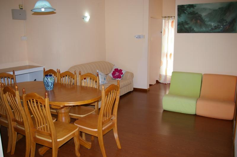 Second dining area.( on first floor )