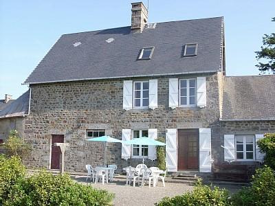 La Vieille Maison de la Ferme, location de vacances à Gavray