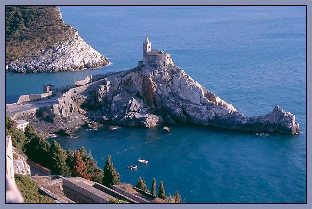 Portovenere, Gulf of Poets, La Spezia 39 Km