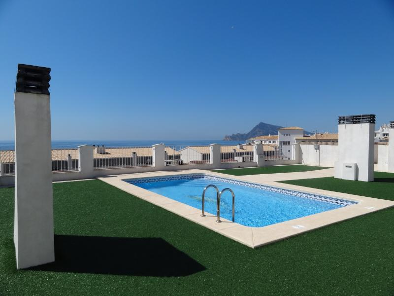 Apartment with swimming pool., vacation rental in Altea