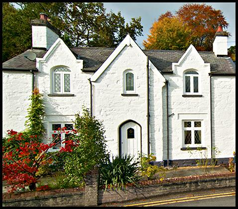 Bodlondeb Holiday Cottage, vacation rental in Snowdonia National Park
