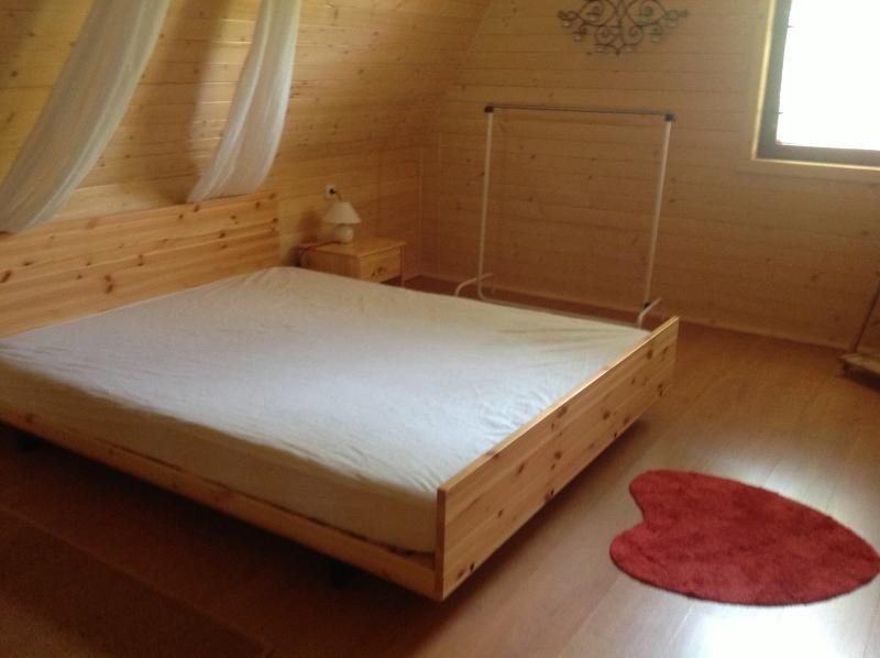 Slatinske, vacation rental in Banska Stiavnica