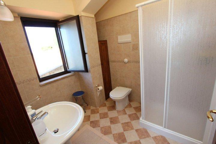 Bagno privato della suite