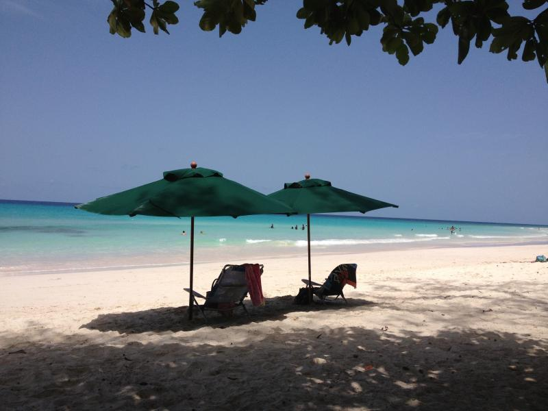 Accra Beach on the south coast
