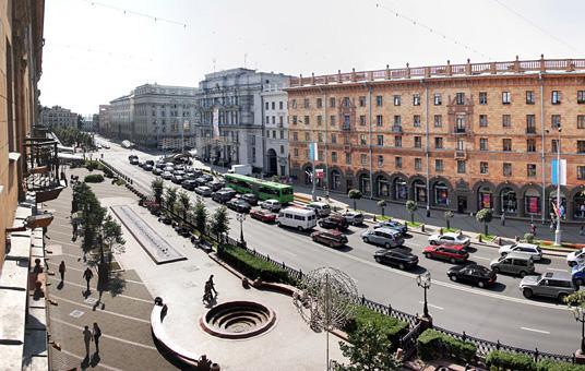 Minsk rent apartment on Lenina 5