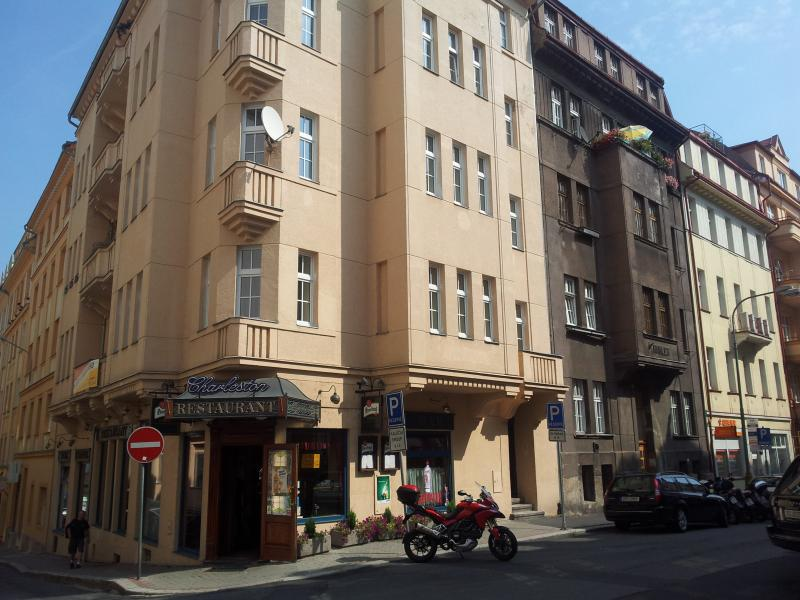 Location Bulharska street 1