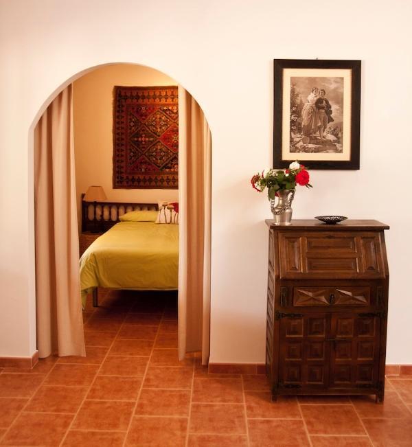 Apartamento Castellano, vista de la habitación